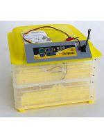 Инкубатор автоматический «Теплуша Europe» на 112 яиц (220/12В)
