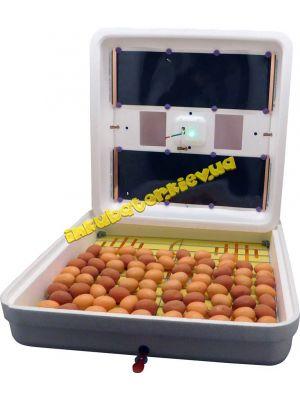 "Инкубатор ""Рябушка Smart Turbo"" на 150 яиц (цифровой терморегулятор)"