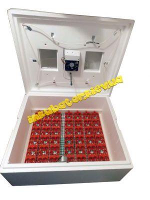 Инкубатор ИБ-100 ЭВМ-3 на 42 яица/автоматический переворот/