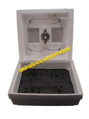 Інкубатор побутовий ІБМ-30 на 70 яєць з ручним переворотом