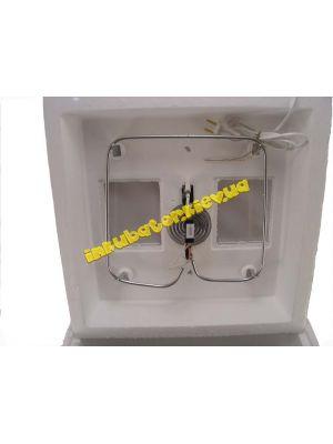 Инкубатор бытовой ИБМ-30 на 70 яиц с ручным переворотом