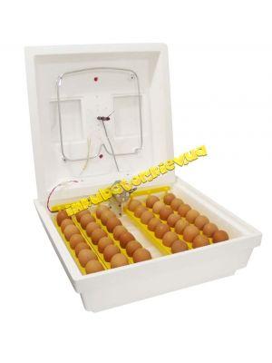 Інкубатор побутовийИБМ-30ЭА  на 70 яєць з вентилятором