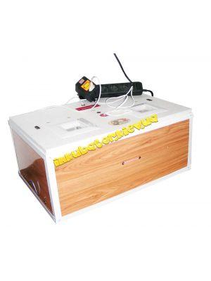 Цифровий інкубатор «Курочка Ряба» ІБ-100 з металевим каркасом в пластиковому корпусі на 100 яєць