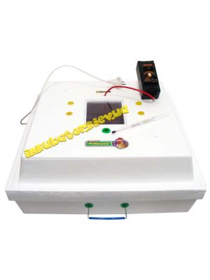 Інкубатор «Рябушка-2» ІБМ-70-Ц на 70 яєць з механічним переворотом і з цифровим терморегулятором