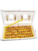 Инкубатор «Рябушка» ИБ-130 на 130 яиц с цифровым терморегулятором и звуковым оповещением