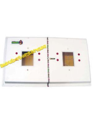 Инкубатор «Рябушка-2» ИБ-130 на 130 яиц с цифровым терморегулятором