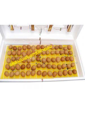 "Инкубатор ""Рябушка-2 ИБ-130"" на 130 яиц с цифровым терморегулятором"