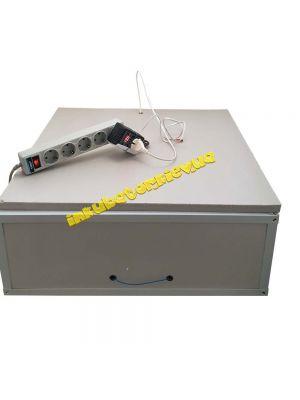 Инкубатор механический инфракрасный «Курочка Ряба» ИБ-130Ц + вентилятор