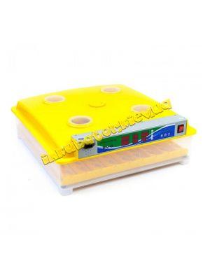 Инкубатор автоматический «Говорун MS-98» 12в (для любых типов яиц с овоскопом и увлажнителем)