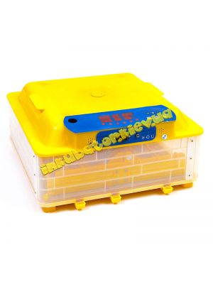 Инкубатор автоматический «Говорун-48 N2» 12В (для любых типов яиц с овоскопом и увлажнителем)