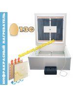 Інкубатор автоматичний інфрачервоний «Курочка Ряба» ІБ-130Ц