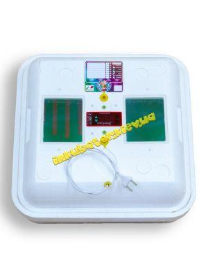 Бытовой инкубатор «Рябушка ИБ-70» на 70 яиц + вентилятор (керамический нагреватель)