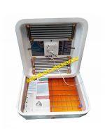 Бытовой инкубатор «Рябушка ИБ-70» на 70 яиц аналоговый (тэновый нагреватель)