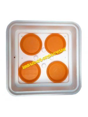 """Бытовой инкубатор """"Рябушка ИБ-70"""" на 70 яиц (аналоговый, ТЭНовый нагреватель)"""