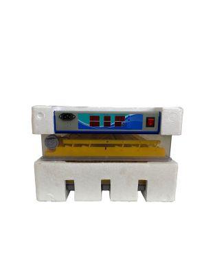 Інкубатор автоматичний Tehnoms MS-110 на 110 яєць будь-яких типів з регулятором вологості