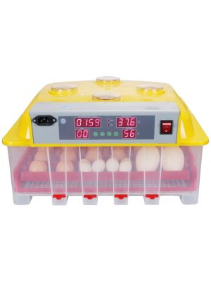 Инкубатор автоматический Tehnoms MS-36 на 36 яиц любых типов с регулятором влажности