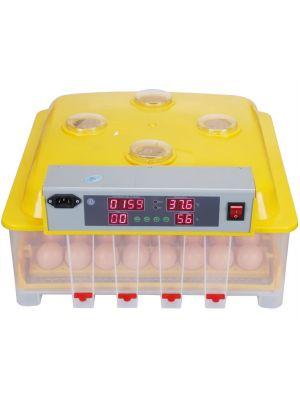 Інкубатор автоматичний Tehnoms MS-48 на 48 яєць з регулятором вологості