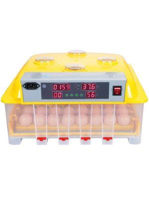 Інкубатор автоматичний Tehnoms MS-56 на 56 яєць з регулятором вологості
