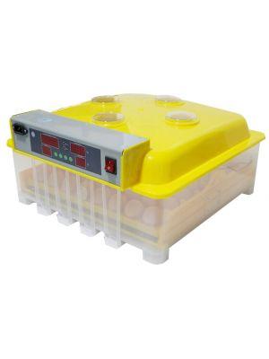Инкубатор автоматический Tehnoms MS-56 на 56 яиц с регулятором влажности