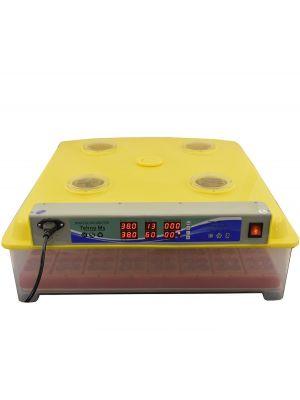 Инкубатор автоматический Tehnoms MS-63 на 63 яйца любых типов с регулятором влажности