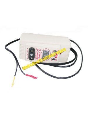 """Цифровой терморегулятор """"Лина ТЦИ-1000"""" с датчиком влажности"""