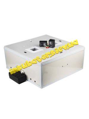 Інкубатор автоматичний «Гуска» ІБ-54Ц на 54 гусячих яйця з вентилятором
