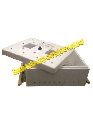 Инкубатор ИБ-100 ЭМ с механическим переворотом на 85 яиц