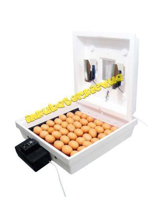 Инкубатор «Курочка Ряба» ИБ-42-Л автоматический в литом корпусе