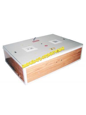 """Инкубатор автоматический """"Курочка Ряба ИБ-160"""" вместимостью 120 яиц с двойным пластиковым корпусом"""