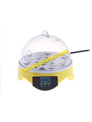 Инкубатор на 7 яиц для быта и педагогических экспериментов
