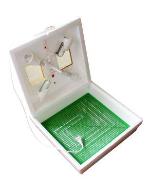 """Электронный цифровой инкубатор """"Квочка МИ-30-1"""" на 70 яиц"""