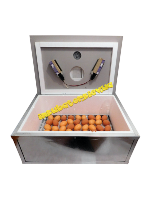 """Инкубатор бытовой механический """"Наседка ИБМ-70"""" на 70 яиц (усиленный)"""