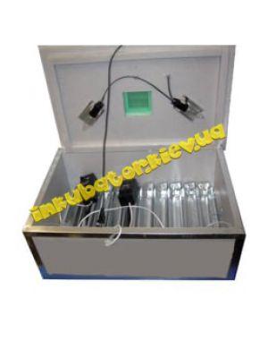 Инкубатор бытовой «Наседка ИБА-70Ц»  с автоматическим переворотом / цифровой