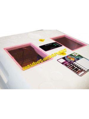 Инкубатор Рябушка Smart Turbo 70 яиц цифровой терморегулятор