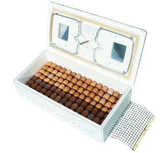 C тэновым нагревателем Переворачивание яиц механическое
