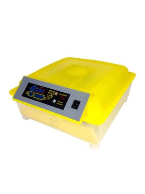 Инкубатор автоматический HHD YS-56 на 56 яиц с регулятором влажности (в пластиковом корпусе)